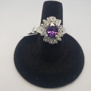 Jewelry - Amethyst Cocktail Ring